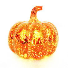 Christmas Halloween Pet Pumpkin With Led Light Tabletop Decoration