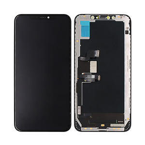 Original handy lcd touch screen für iphone xs max motherboard