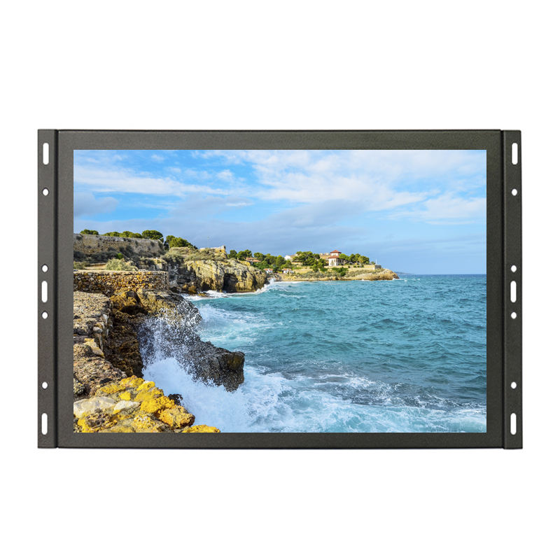 8 inch HD Open Frame Touch Screen LCD Display Monitor with HDMI VGA USB BNC