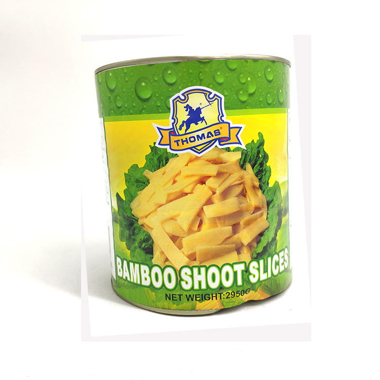 Cheap Price Food Shoots Vegetables Canned Bamboo Shoots