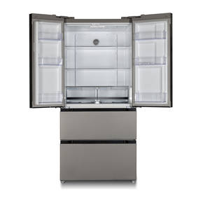 French Refrigerator Factory Manufacture Various Kitchen French Door Fridge Refrigerator