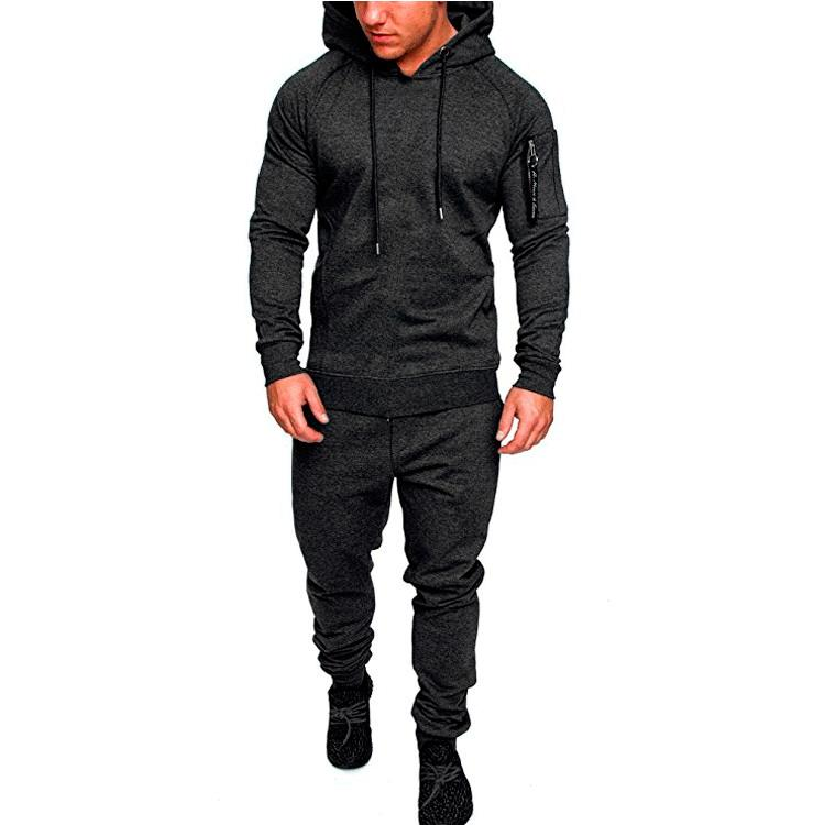 2019 New Fitted Men Custom Sweatpants Cotton Gym Running Tracksuit