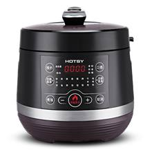 HOTSY 5.0L cooking electric pressure cooker kitchen electric pressure cooker cooking pressure pot electric