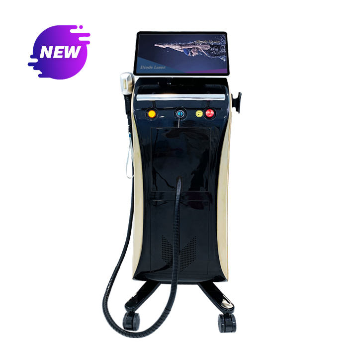 2021 CE Approved 1600W diode laser hair removal machine 755 808 1064 diode laser hair removal
