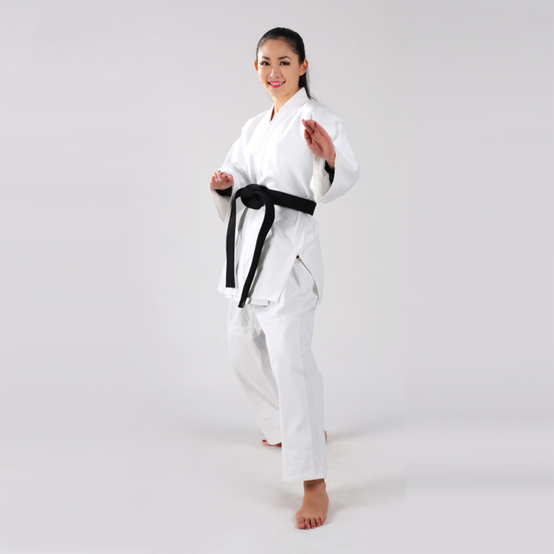 Best selling products in ethiopia logo printed new product judo uniform karate