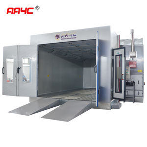 AA4C car spray booth auto backing oven painting booth