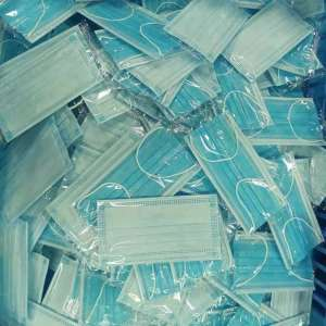 Single Use Medical Face Mask 1carton2000 pieces 0.05piece