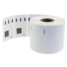 Aimo Factory Price Die Cutting Thermal Paper Cut Compatible for Dymo LabelWriter 54mmX11mm X 11351 Jewellery Label