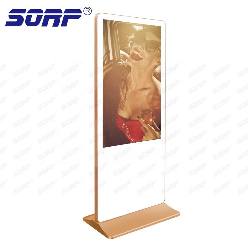 50 Inch Vertical <span class=keywords><strong>Digital</strong></span> Advertising Pemain <span class=keywords><strong>LCD</strong></span> Elektronik <span class=keywords><strong>Billboard</strong></span>
