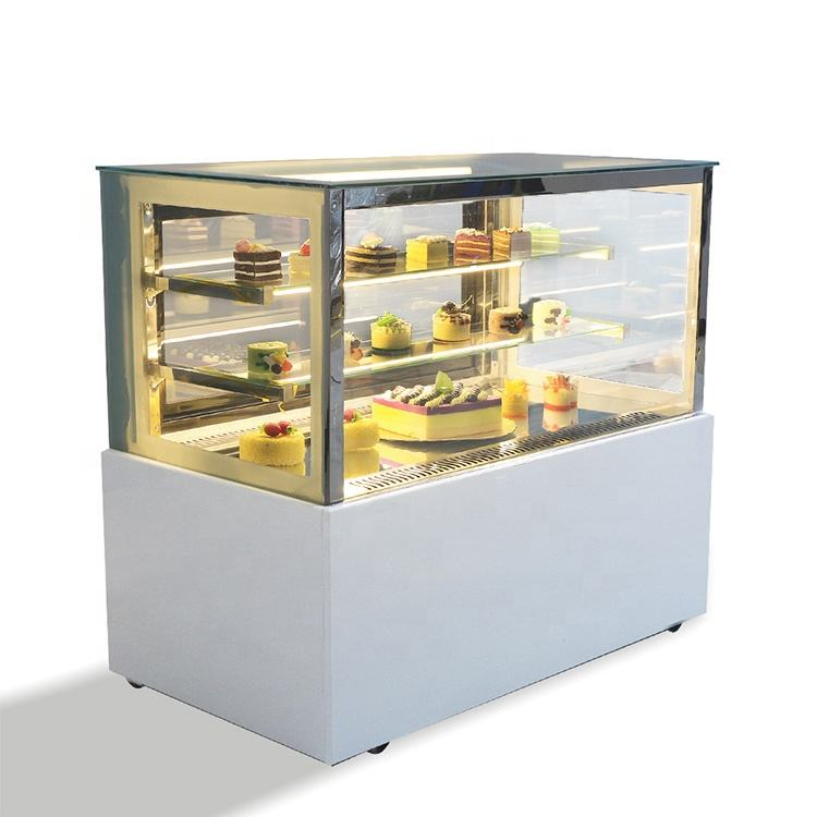New Product Cake Fridge Counter Top Cake Display Cabinet Cake Cooling Showcase