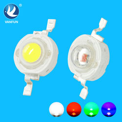 Hot Wholesale 1W 3W high power LED driving lights super bright pure white high power