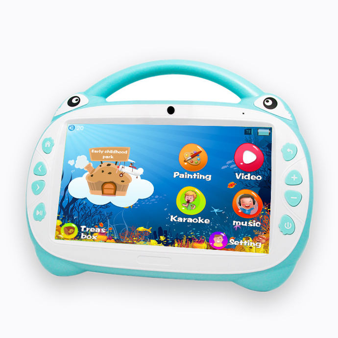 9 inch touch screen Wholesale child learning education machine talking smart early juguetes