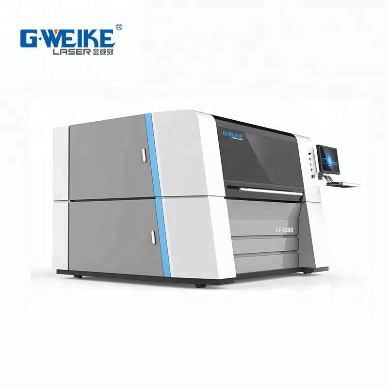 High speed 1500W fiber 1390 CNC Laser Cutting machine price for carbon steel aluminum Laser Cutting