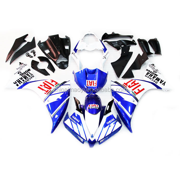 XMT-MOTO Upper Front Cowl Fairing Nose Head For YAMAHA YZF R1 2004 2005 2006