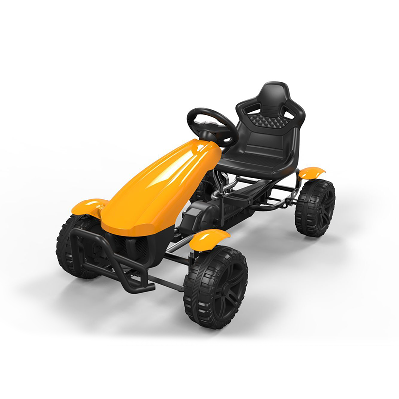 Specializing in manufacturing children's karts with pedal function and brake clutch function