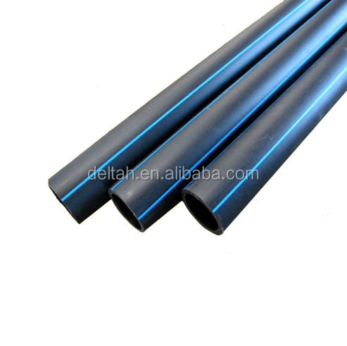 high extrusion capacity HDPE PPR PE PP pipe plastic water supply pipe with color line producing machinery