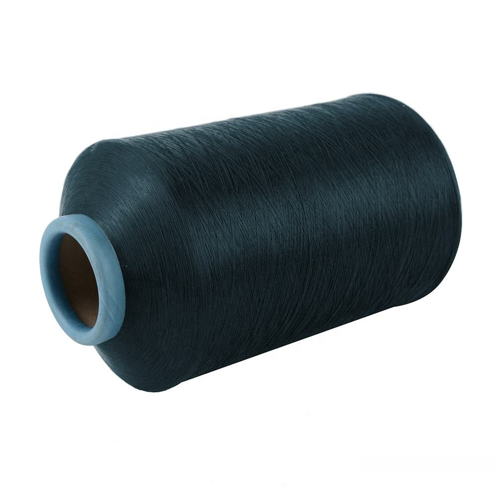 Fabric Yarn High Quality Eco-friendly Recycle Dty 300d 96f Yarn For Woven Fabric