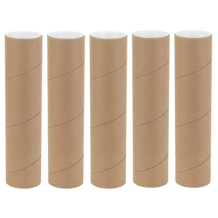 95mm Diameter Manufacturers Cardboard Cores For Prints And Stretch Film
