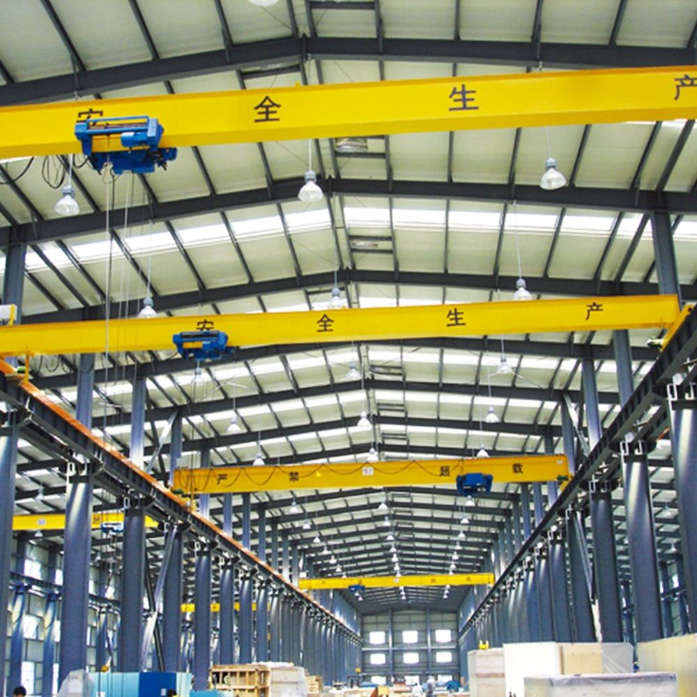 Single Girder overhead crane hot selling single girder crane for warehouse
