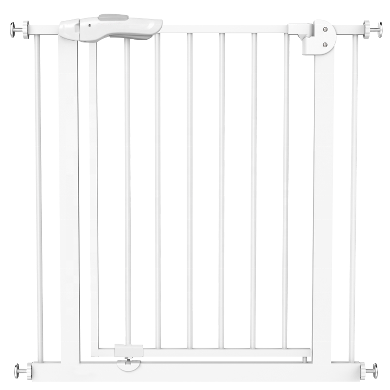 OEM ODM Extra Wide 2-in-1 Stairway and Hallway EN1930 metal Pet Gate Pet Fence