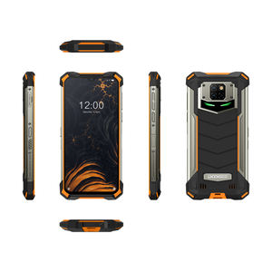 Hot Selling DOOGEE S88 Pro Rugged Phone, 6.3 inch 6GB+128GB, FHD+ 2340*1080, 10000mAh Big Battery Android 10.0 Smartphone