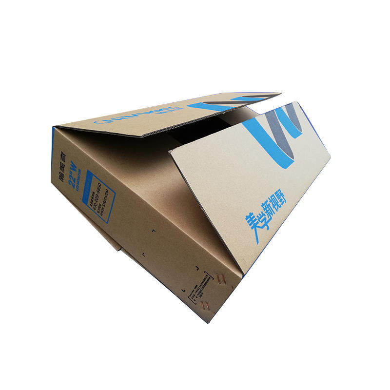 Large huge strong paper cardboard storage bin boxes for bicycle bike tv moving