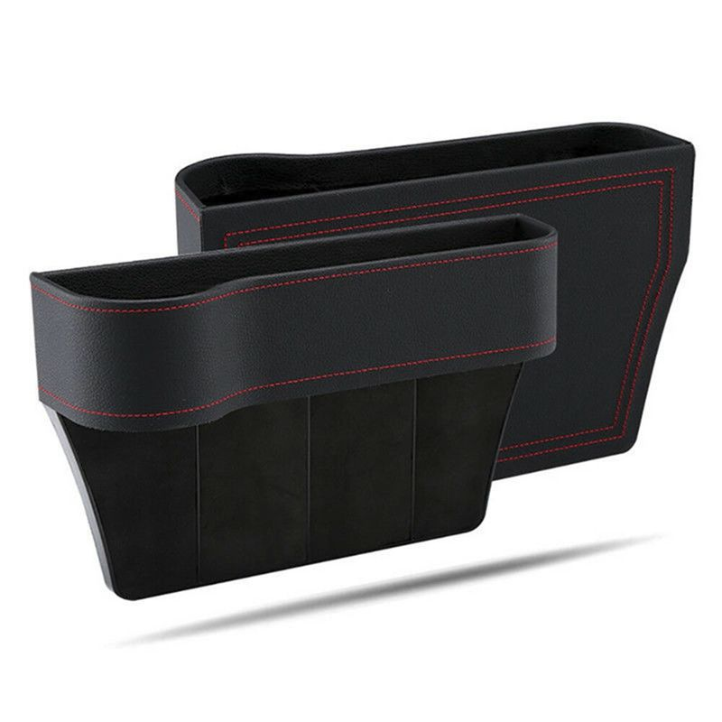 Car Seat Gap Pocket Holder Storage Box Compartment Organizer Car Styling For Pouch Phone Purse
