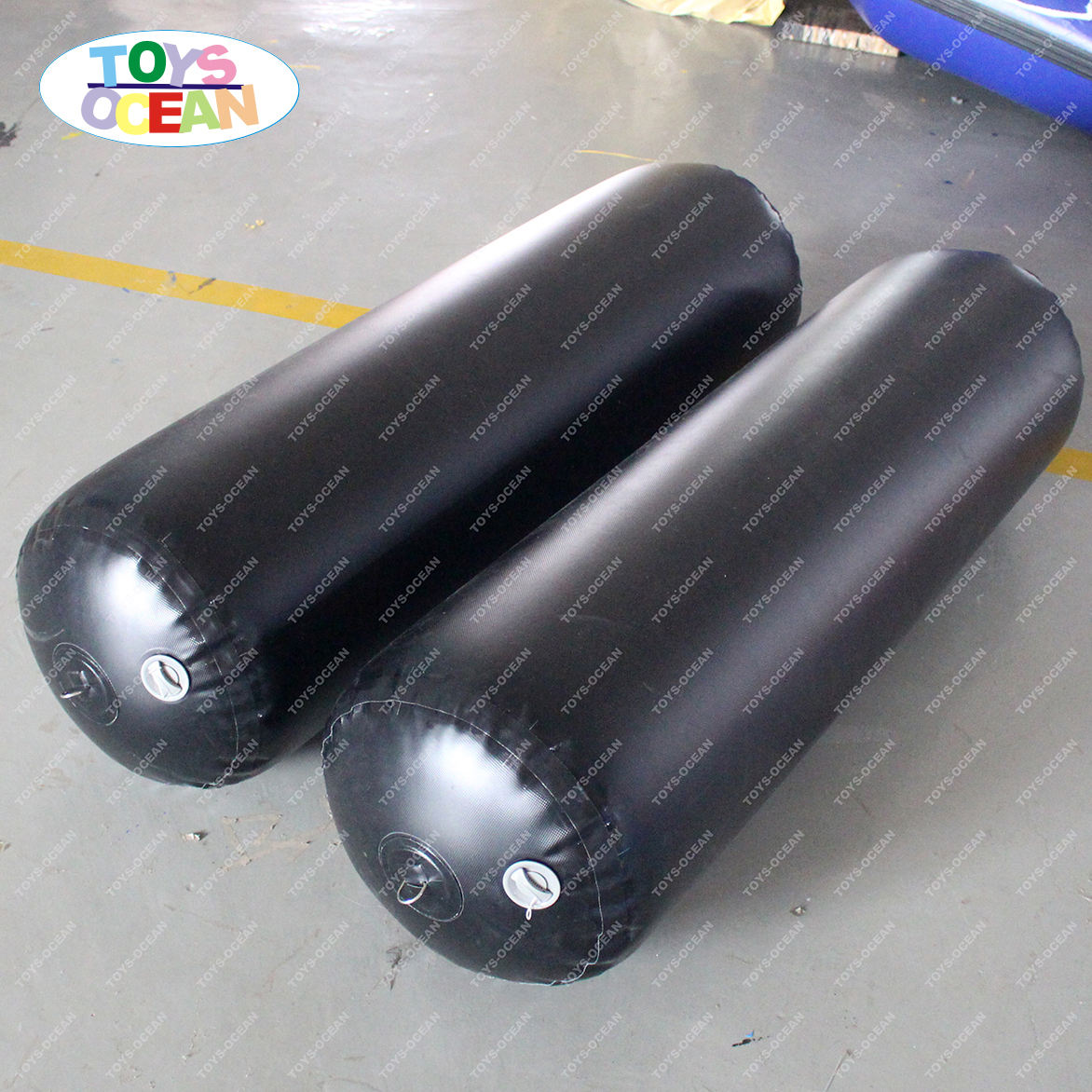 Venta caliente inflable yate guardabarros marinos defensas parachoques