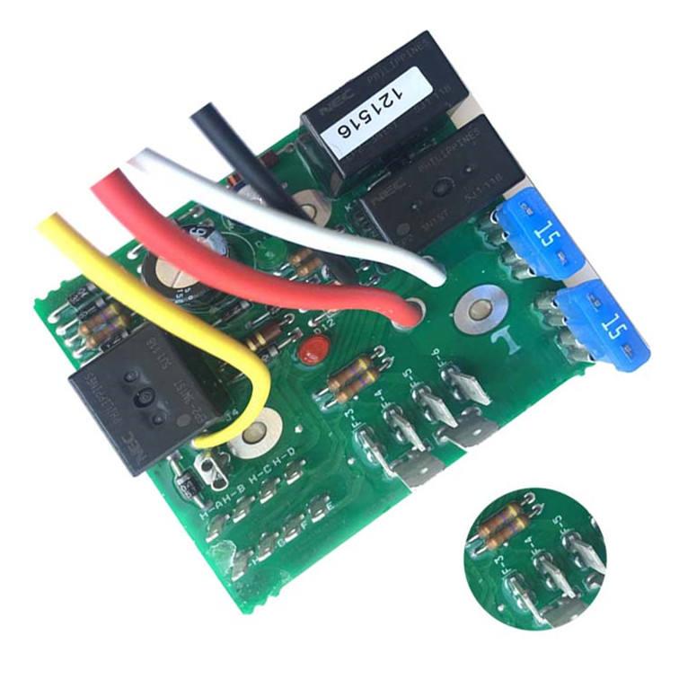 NE555 Rotating LED SMD Soldering Practice Skill Training Board DIY K9 CD4017