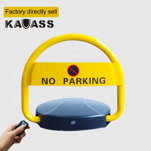 Factory Directly Sell IP67 Waterproof Remote Control Car Safety Automatic Parking Space Lock