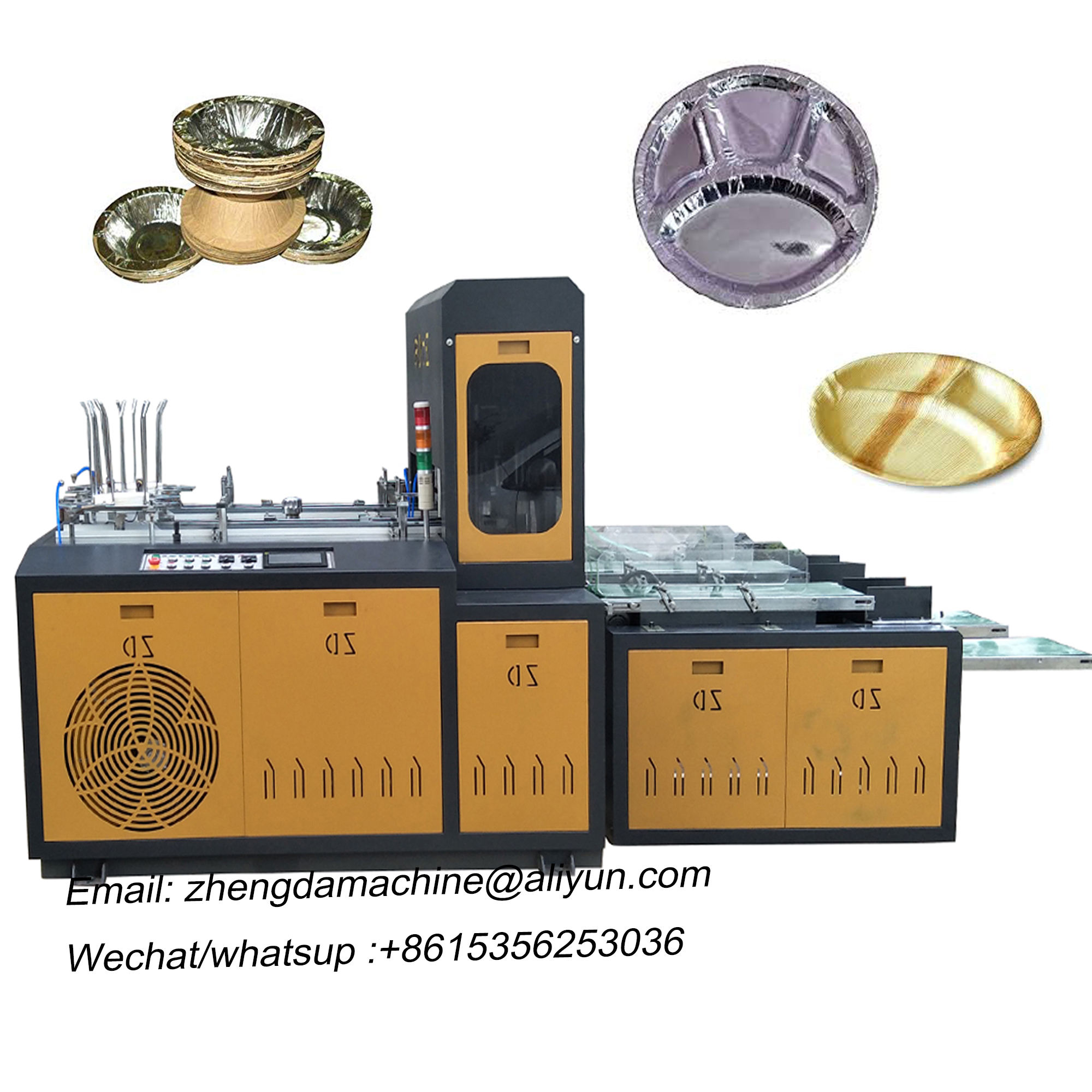 full aota pattal dona bowl /silver paper dish making machine in india