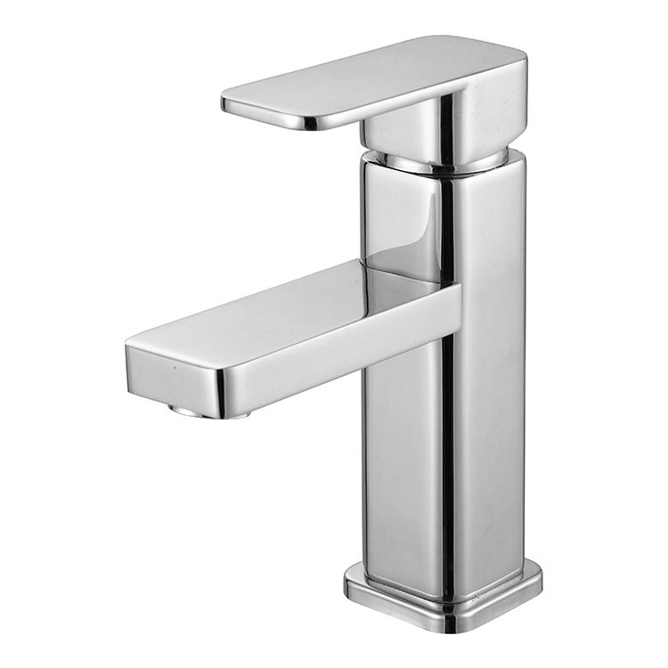 Hot Selling Bathroom Use Single Lever Deck Mounted Basin Water Faucet Taps And Mixers