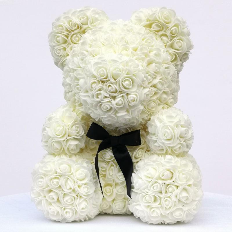 Tốt nhất ngày valentine quà tặng 40 cm hoa với teddi gấu cho <span class=keywords><strong>các</strong></span> <span class=keywords><strong>b</strong></span>à <span class=keywords><strong>mẹ</strong></span> ngày quà tặng