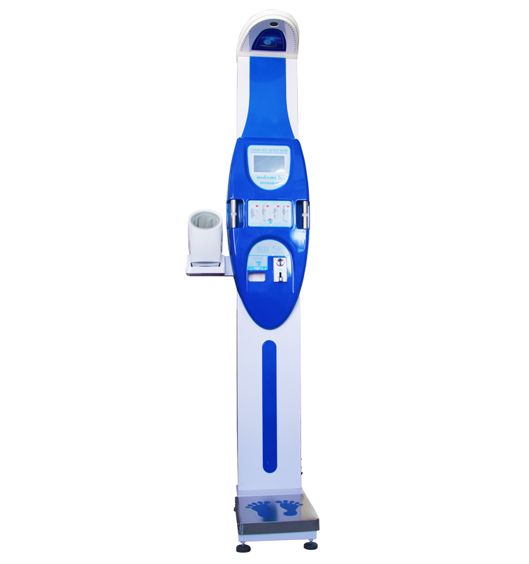 Ce [ Height Weight Machine ] Coin Height And Weight Machine Coin Acceptor Operated Height Weight Bmi Blood Pressure Weighing Scale Height Weight Machine
