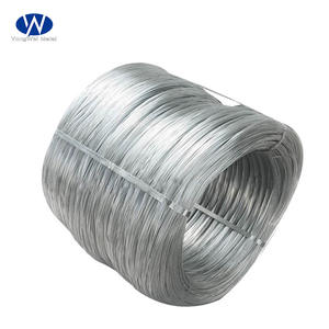 HOT SALES GI binding wire tie wire electric hot dipped galvanized iron wire in coil