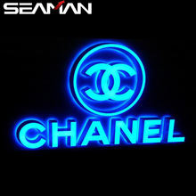 Outdoor Advertising Acrylic LED Frontlit Channel Letter Lights Sign