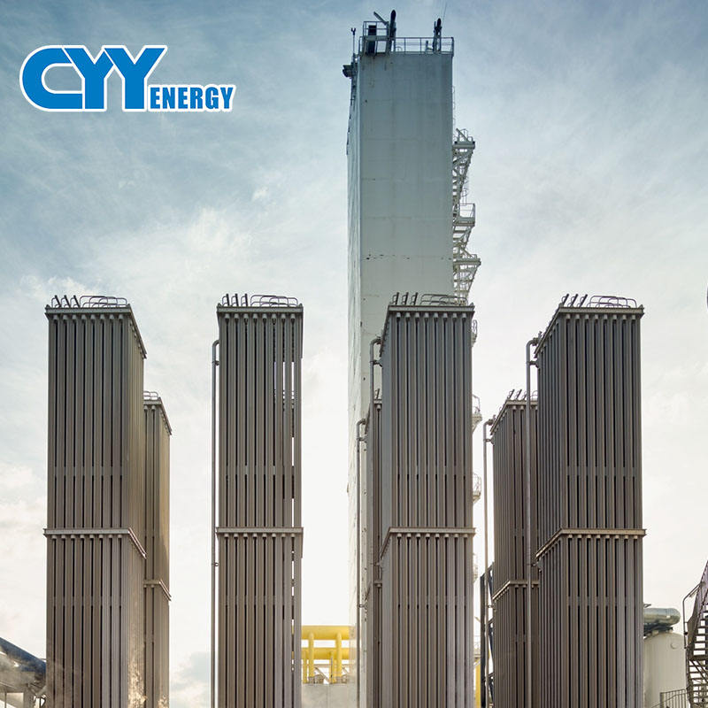 CYY Energy Brand Liquid Air Separation Plant with Purity 99.6% oxygen & 99.99% nitrogen
