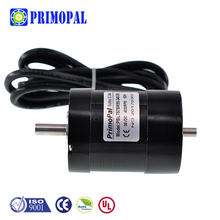 31w 1.27ncm frameless manufacture model high speed bl deltalow brushless dc motor for solar and electric transaxle