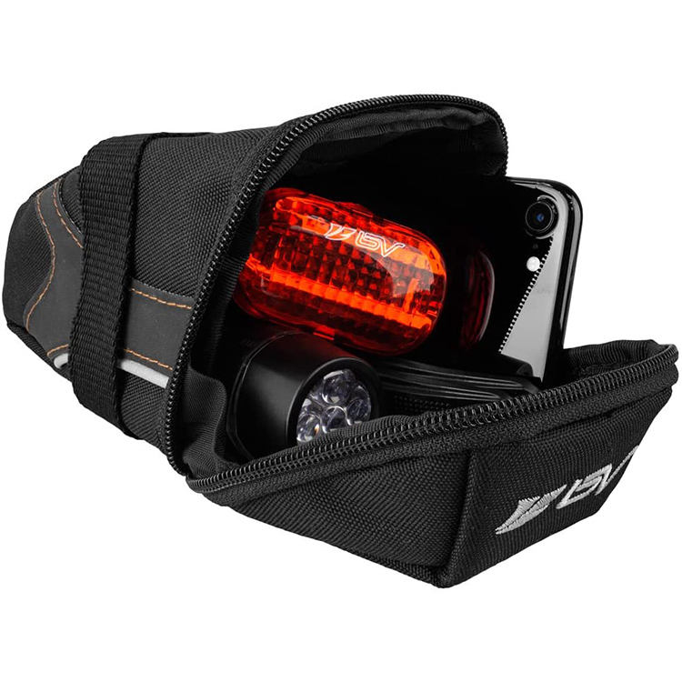 2020 Hot Sales Black Mountain Fietsen Zadeltas Fietsen Achterbank Tail Pouch