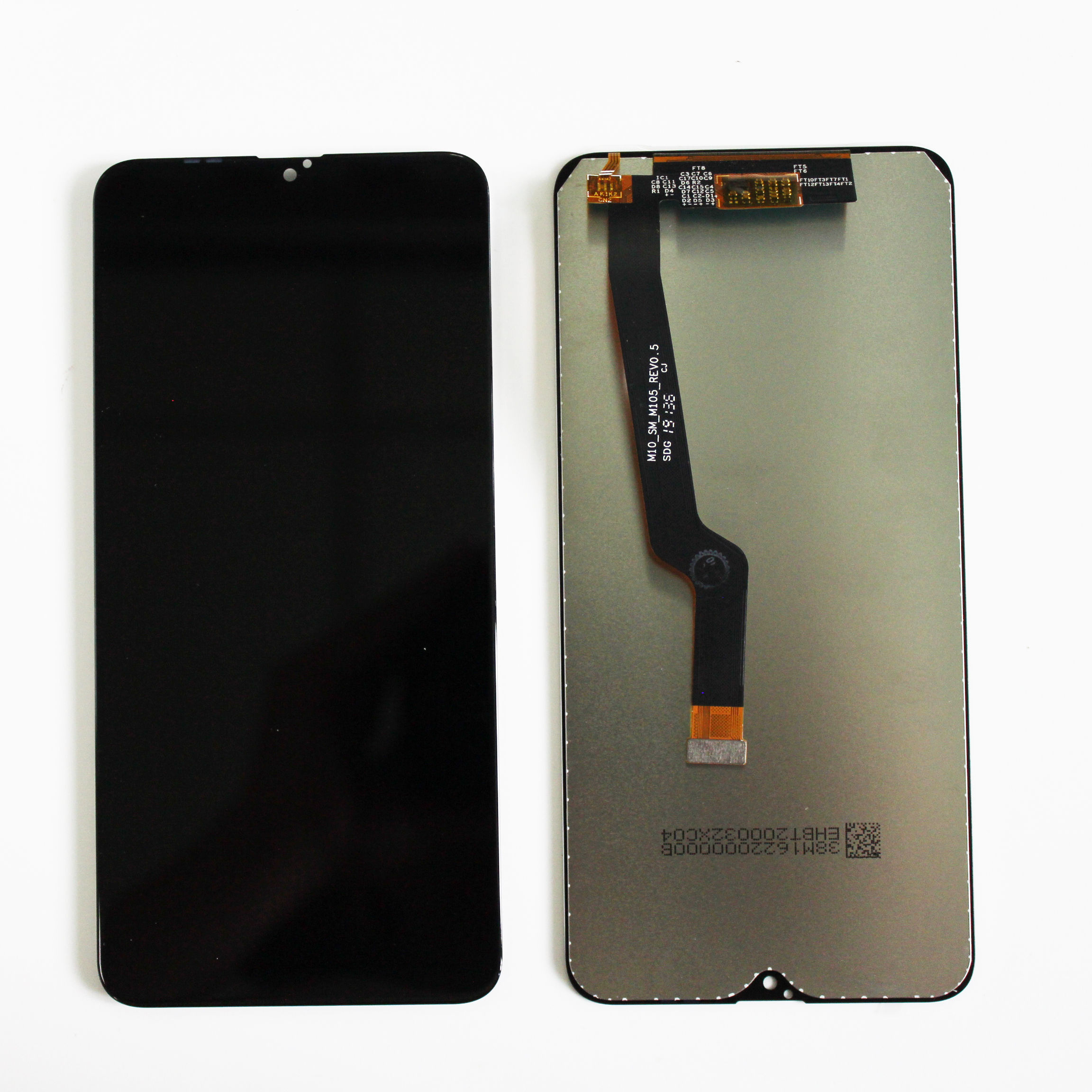 Original Wholesale Mobile Phone Lcd Touch Screen Display Panel For Samsung Galaxy A10 Spare Parts LCD With Digitizer Assembly