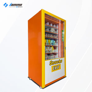 Large Capacity Automatic Combo Candy Snacks Vending Machine