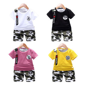 Kids Boy Clothes Set Baby Wear Wholesale baby boys' clothing sets