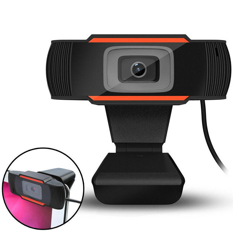 Fancytech 1080P PC Camera Video Record High Definition Webcam with MIC
