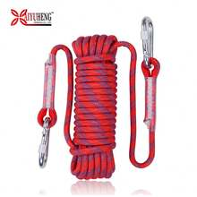 Baiyuheng wholesale Static Outdoor Rock Climbing Rope
