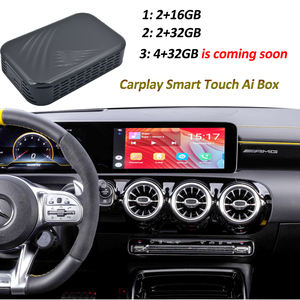 New Upgrade 4 32GB Carplay AI BOX USB Plug And Play AI auto entertainment system for universal car brands