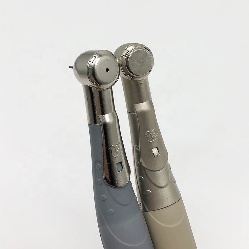Dental Disposable Handpiece Dental Wrench Chuck and Push Button Handpiece with Quick Coupling