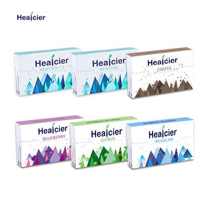 Sample box new invented products hot selling Tea leaf Extracts heat but not burn heat Healcier stick for heating device