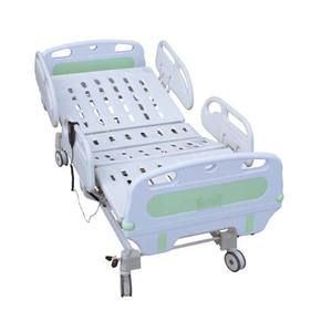 Hot Selling Good Quality European Style Pp Guardrail Hospital Electrical Folding Medical Bed