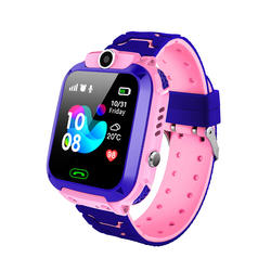 CE electronics gift mobile watch phone private label sos cal