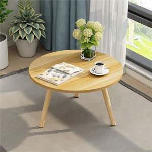 Wood Simple Table Square Wood Simple Home Low Short Tatami Dining Coffee Bay Window Small Table